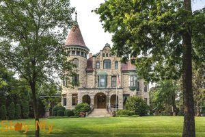 Bed and Breakfast Proposed for Castle on Cass