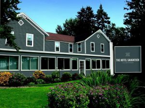 Historic building revived for Saugatuck B&B
