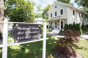 Wickham-Prince B&B in historic Southold home, open for business