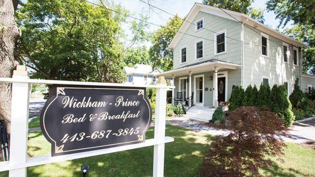 Wickham-Prince Bed and Breakfast